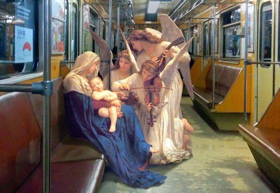 Virgem Maria e Menino Jesus