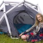 Como montar barraca de camping em pouco mais de um minuto
