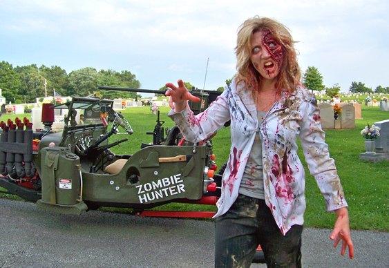 Zombie Hunter Jeep