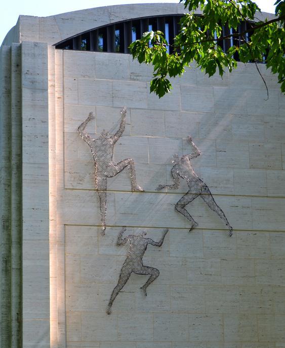Escalada em paredão