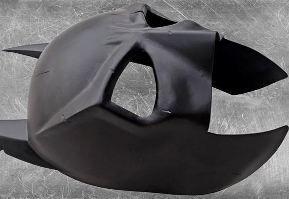 Máscara do Homem Morcego