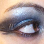 Maquiagem para os olhos te deixa com cara de tubarão