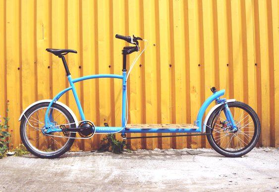 Bike para transporte de carga
