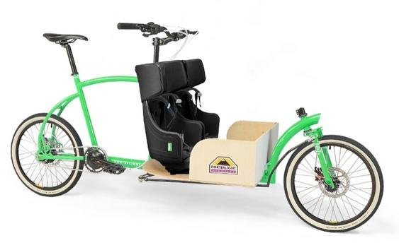 Bike para carregar crianças