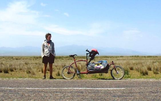 Bicicleta para carga