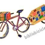Bibliobicicleta: a biblioteca a reboque numa bicicleta