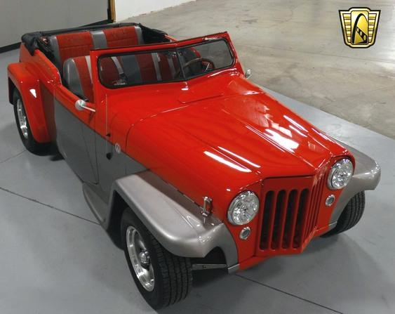 Jeep Willys urbano