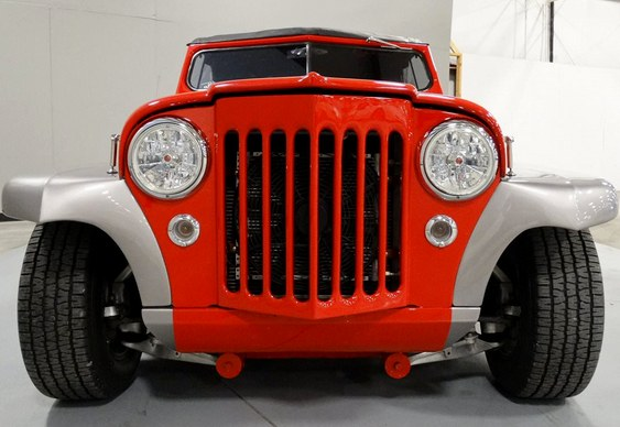 Jeep Willys Hot Rod