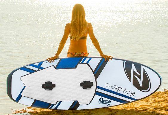 Surf a motor elétrico