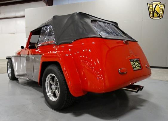 Jeep conversível
