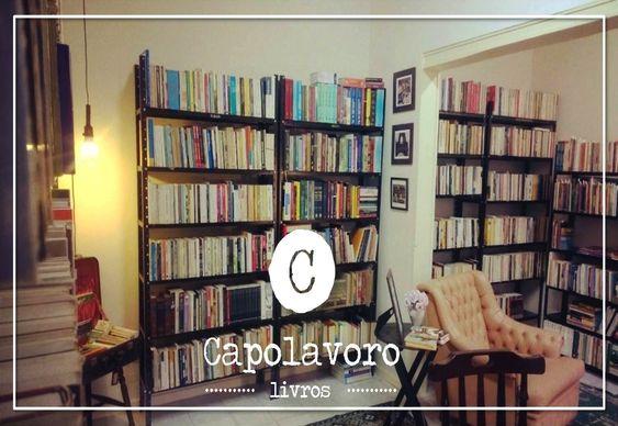 Biblioteca em Petrópolis