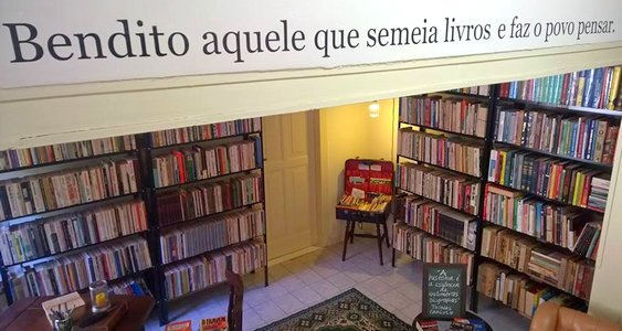 Semeando livros
