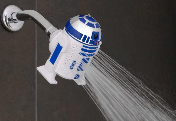 Ducha Star Wars