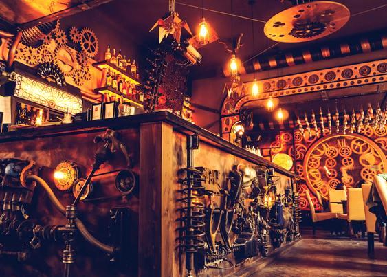 Pub Enigma da Romênia