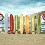 Pranchas de surfe compõem a icônica grade frontal de Jeep