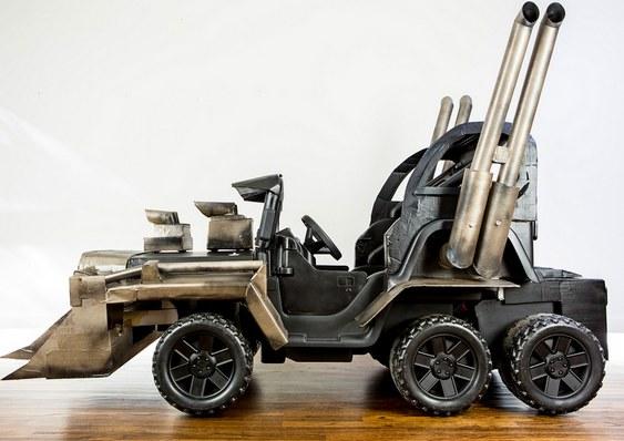 Jeep Dia das Bruxas