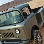 Ideia para transformar uma Kombi num Jeep Willys FC-170