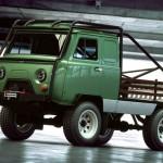 Ideias russas para transformar Kombi em veículo off-road