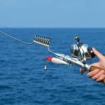 Uma vara de pesca tão compacta quanto um canivete suíço