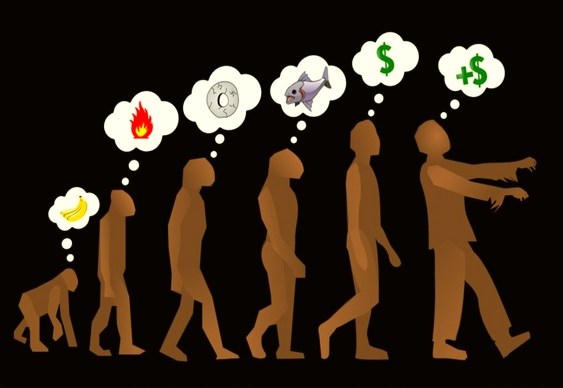 Involução da espécie humana