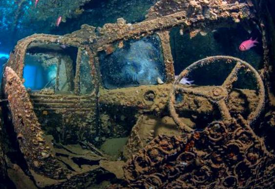Jipe submarino