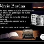 Capolavoro Livros apresenta o poeta e historiador Dércio Braúna