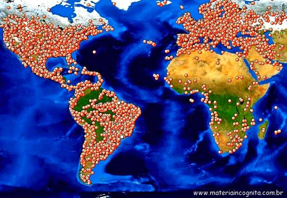 Blog de sucesso no mundo todo