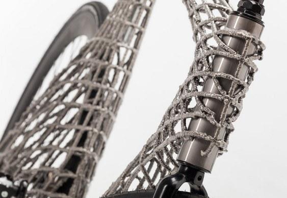 Bike de aço inoxidável