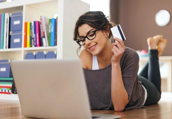 Crescimento das vendas online