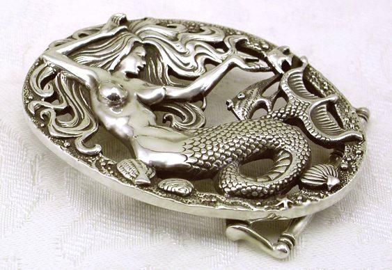 Modelagem de fivela de metal