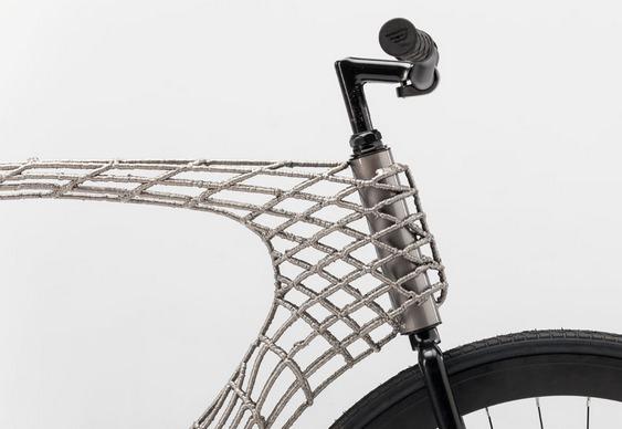 Bike em impressão 3D