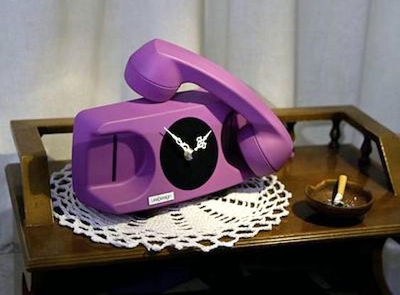 Reciclagem de telefones velhos