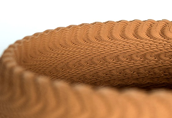Imitação de tecelagem