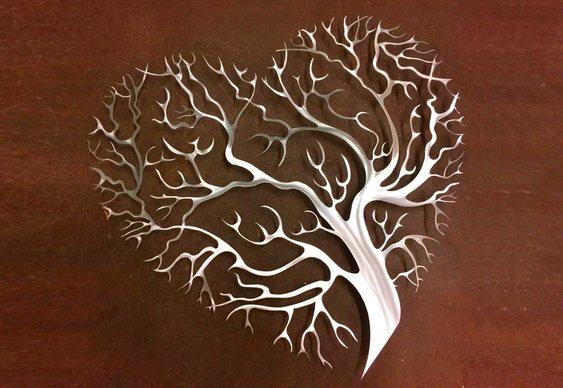 Painel com Árvore da Vida