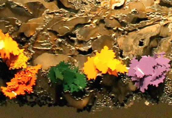 Flores de aço
