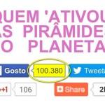Post da Matéria Incógnita chega a 100.000 curtidas no Facebook