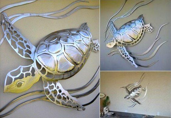 Painel de parede em 3D