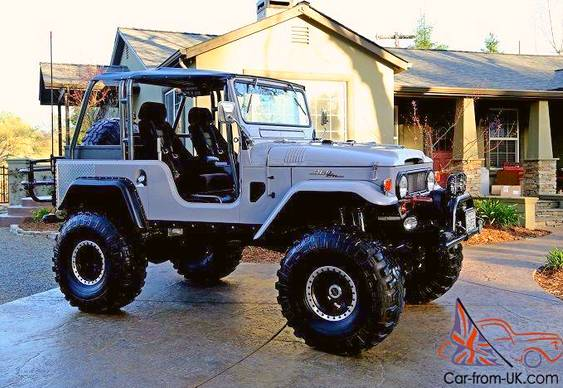 Toyota 4x4 Muscle