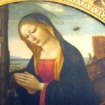 OVNI num quadro religioso pintado há mais de meio milênio