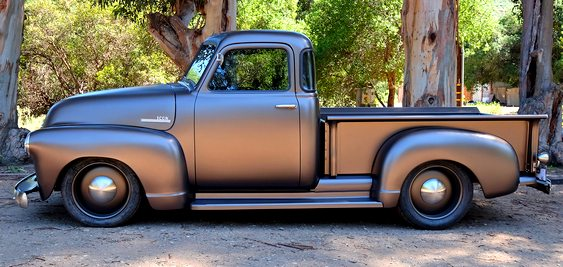 Pick-up anos 1950