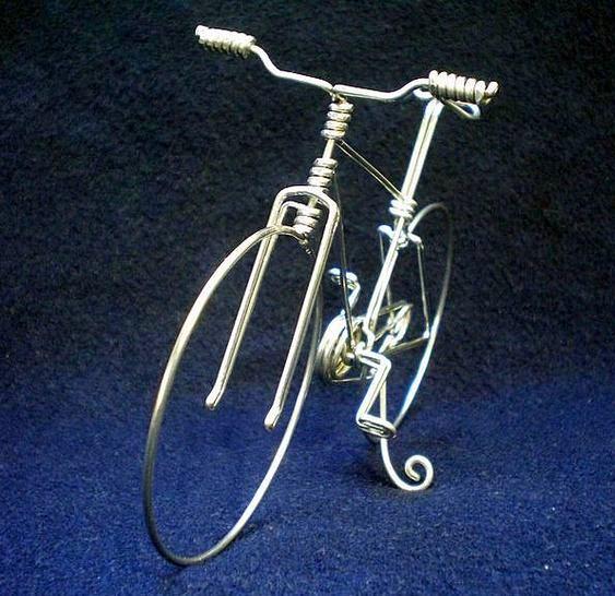Bike fio de alumínio