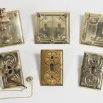 Como fazer placa ou espelho steampunk para interruptor de luz