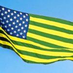 Nova bandeira para mostrar quem manda na República das Bananas