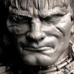 Arte de fantasia inspira horda de bárbaros em jogo de xadrez