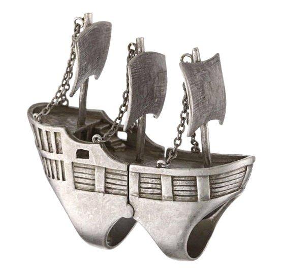 Joia Piratas do Caribe