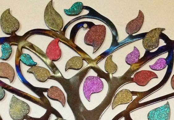 Árvore da Vida com design celta