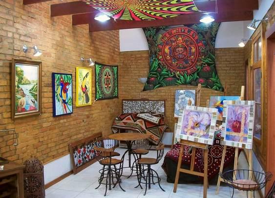 Escola de artesanato em Petrópolis