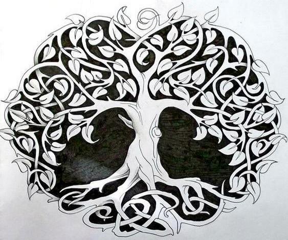 Árvore da Vida celta