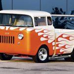 Antigo Jeep Willys FC custom dá ideias para reforma de Kombi