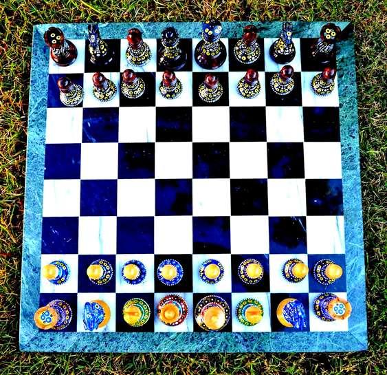 Reciclagem do jogo de xadrez